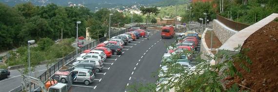 Javno parkiralište, Kastav