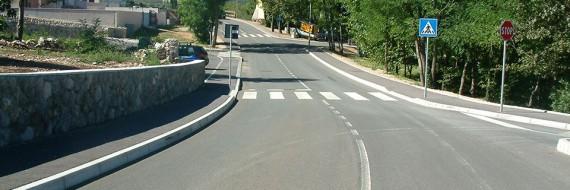 Rekonstrukcija ceste, Klimno